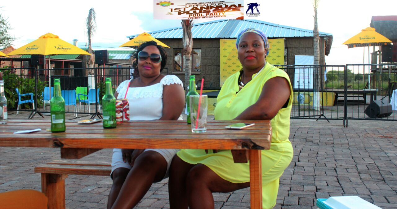 Plus size pool party and Lephalale Annual Ms Plus Size/ Ms Thick 2017