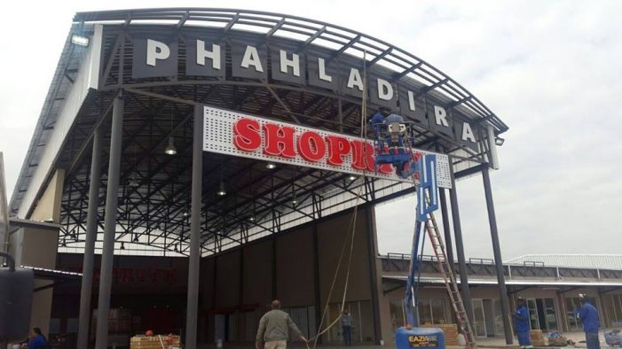 Phahladira Mall Official Opening