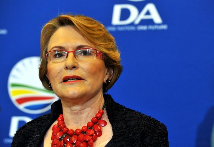 Colonial God-Zille's political obituary