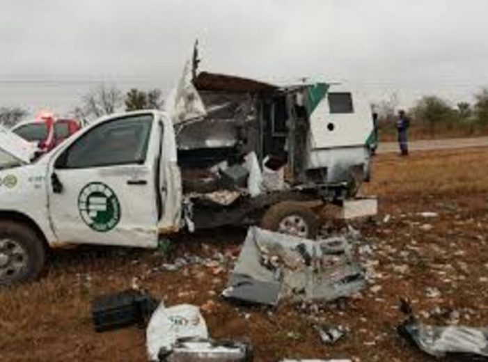 Police Breakthrough On Cash-In-Transit Heist