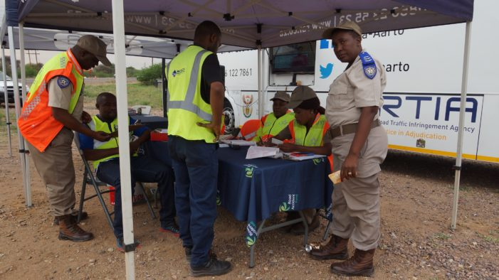 Medupi puts safety first – Road Safety Activation