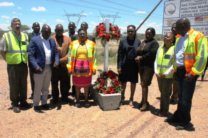 MEC endorse Medupi Project Road Safety Campaign