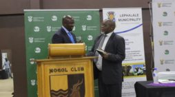 Mineral and Resources and Local Municipality Council meet business groups in Lephalale