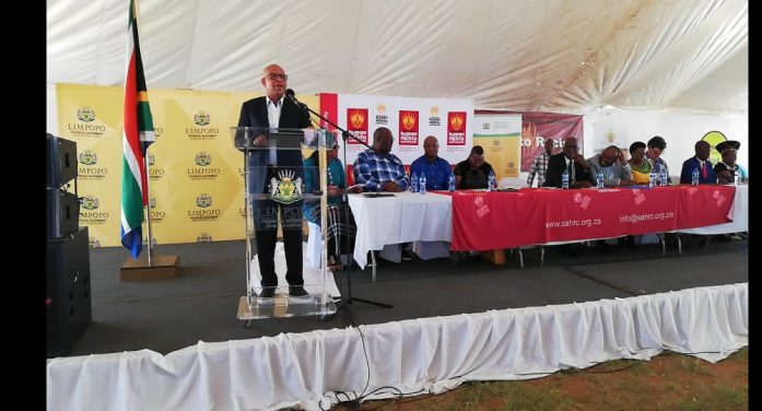 Limpopo celebrates Human Rights Day
