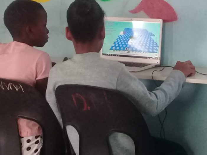 Computer Skills for rural primary learners