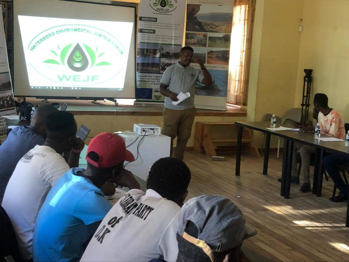 Waterberg Greening Project
