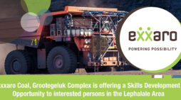 Exxaro Coal, Grootegeluk Complex is offering a Skills Development Opportunity to interested persons in the Lephalale Area