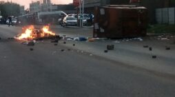 One Person Shot And Killed During Exxaro Protest